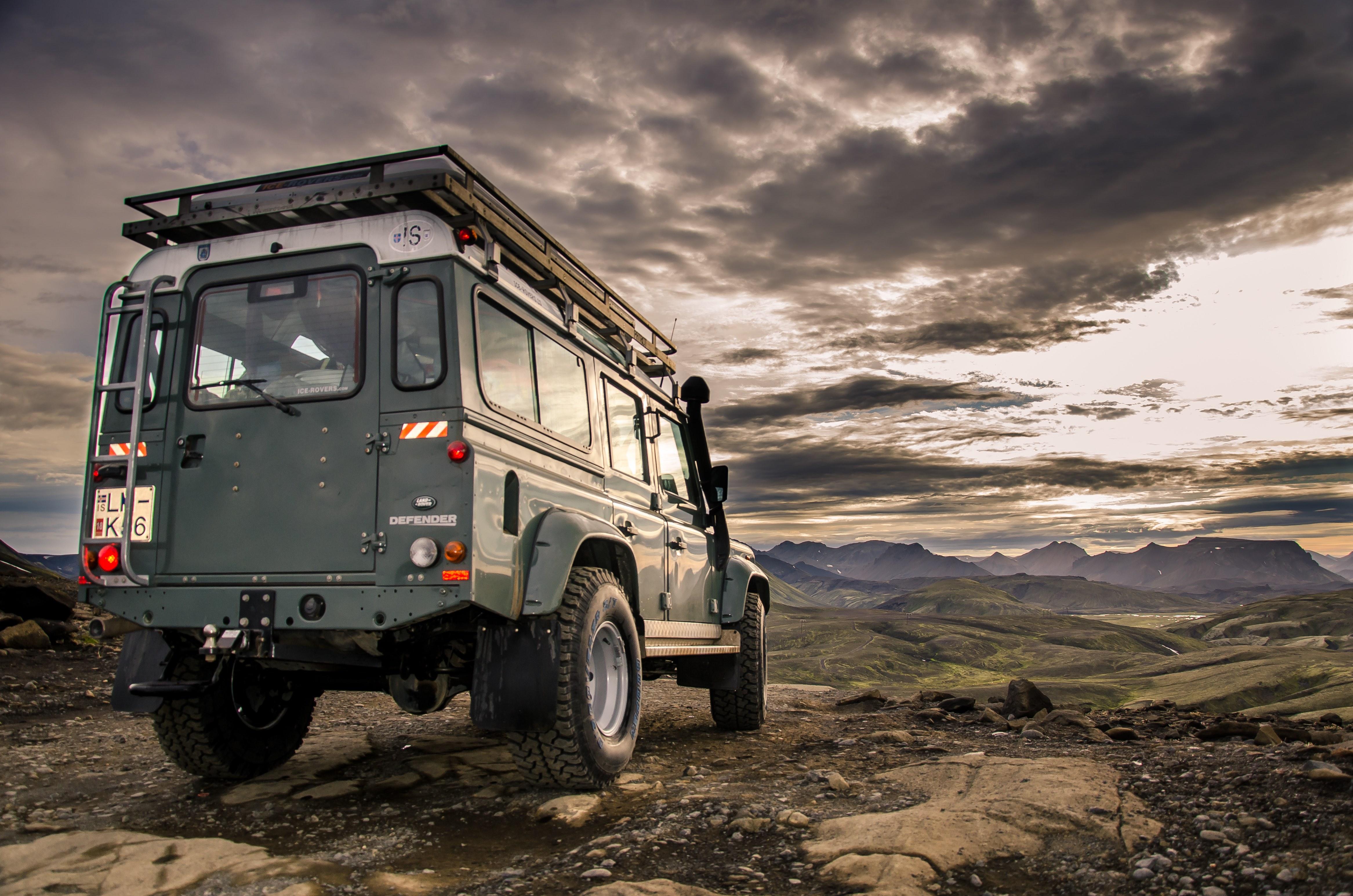 Land Rover Rental Iceland Super Jeep Iceland Rent Land